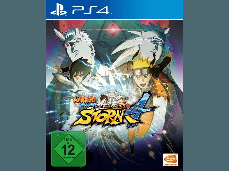 Naruto Shippuden: Ultimate Ninja Storm 4 [PlayStation 4]