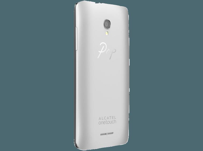 ALCATEL ONETOUCH POP Star 5022D  Weiß Dual SIM