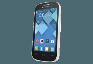 ALCATEL One Touch POP C3 4033D 4 GB Weiß Dual SIM
