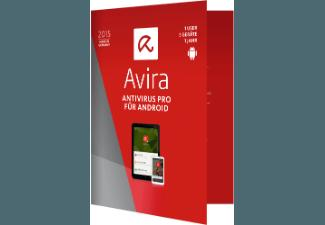 Avira AntiVirus Pro Mobile 2015  (Booklet)  - 1 User