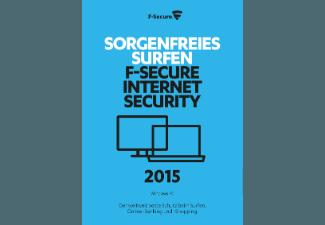 F-Secure Internet Security 2015 3PCs Upgrade
