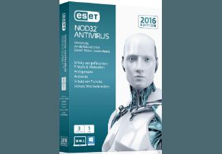 NOD32 Antivirus 2016 Edition 3 User