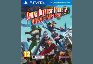 Earth Defense Force 2: Invaders from Planet Space [PlayStation Vita]