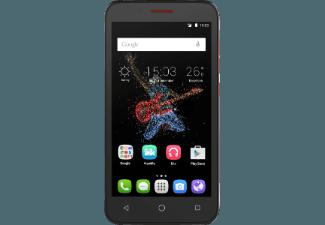 ALCATEL ONETOUCH GO Play 7048X 8 GB Schwarz/Rot