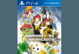 Digimon Story: Cybersleuth (Day 1 Edition) [PlayStation 4]