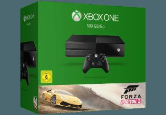 Xbox One 500GB Forza Horizon 2 Bundle (matt)